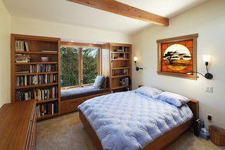 Corvallis Custom Kitchens & Baths - contemporary - bedroom - portland - by Corvallis Custom Kitchens & Baths