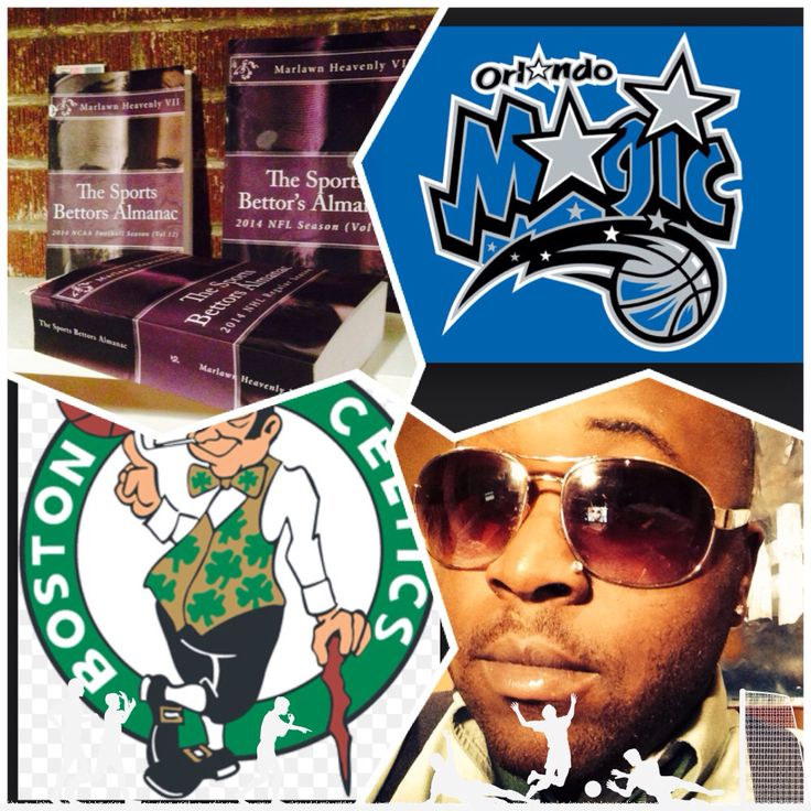 "12/17/14 NBA Sports Bettors Almanac Update: #Orlando #Magic vs #Boston #Celtics (Take: Boston -3.5,Over 199.5)  SPORTS BETTING ADVICE  On  99% of regular season games ATS including Over/Under   ""The Sports Bettors Almanac"" available at www.Amazon.com  TIPS ARE WELCOME :  PayPal - SportyNerd@ymail.com   Marlawn Heavenly VII    #NFL #MLB #NHL #NBA #NCAAB #NCAAF #LasVegas #Football #Basketball #Baseball #Hockey #SBA #401k #Business #Entrepreneur #Investing  #Tech  #Dj  #Networking #Analytics"