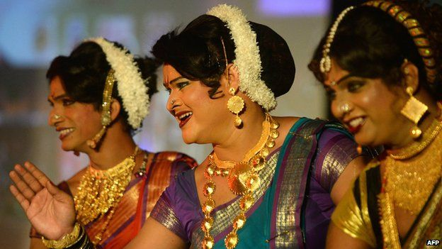 India's Supreme Court has recognised transgender people as a third gender, in a landmark ruling.