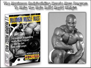 "The Maximum Bodybuilding Muscle Mass Program To Help You Gain Solid Rapid Weight. ATTENTION! FOR ""SKINNY GUYS WHO CAN'T PUT ON MUSCLE MASS"" : Are you following the so called ""experts"" advice and still not gaining the muscle mass you want fast enough? Frustrated from trying the latest ""cutting-edge"" supplements featured in the bodybuilding magazines? If so, then you need to listen up because you're about to..."
