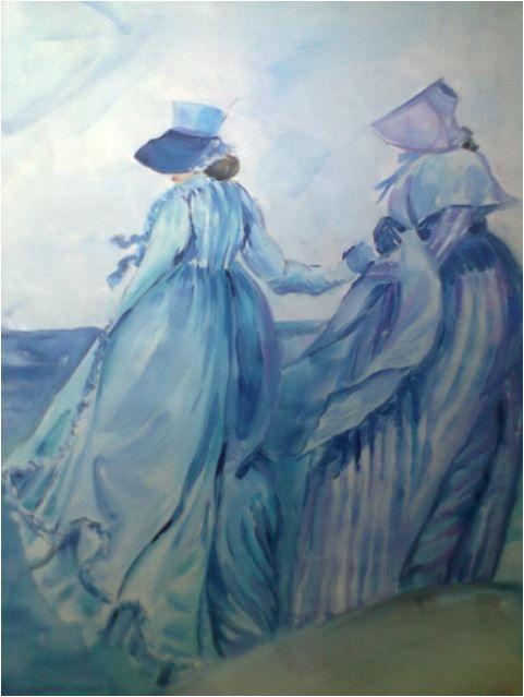 By the Sea - Nicolaus von Heideloff - my version by Sonya2427.deviantart.com on @DeviantArt