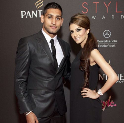 Amir Khan Splits-up With Wife, Faryal Makhdoom Over Twitter