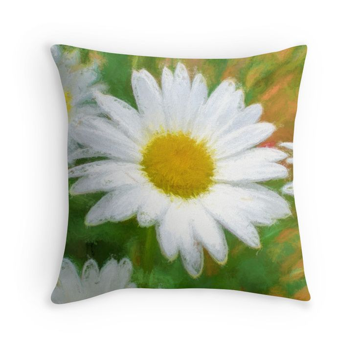 Artistic Daisies  / Marguerites artistiques by Galerie 503