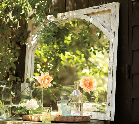 I love mirrors!