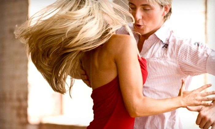 Studio 22 - Pepper Square Shopping Center: One, Three, or Five 90-Minute Group Salsa Dance Classes Plus a Dance Party at Studio 22 (Up to 75% Off)
