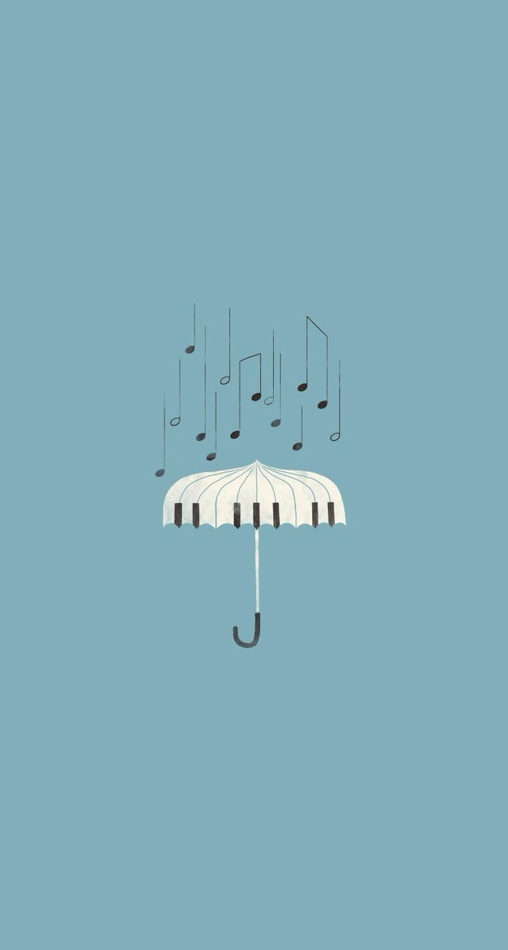Rain tone iPhone wallpaper - mobile9
