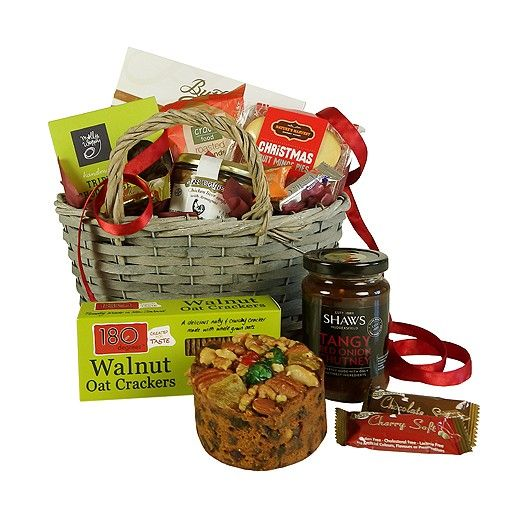 12 best gourmet gifts images on pinterest gourmet gift baskets the mulberry christmas gift basket negle Gallery