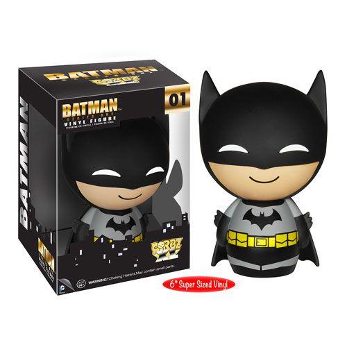 Batman Vinyl Figure Review & Giveaway!