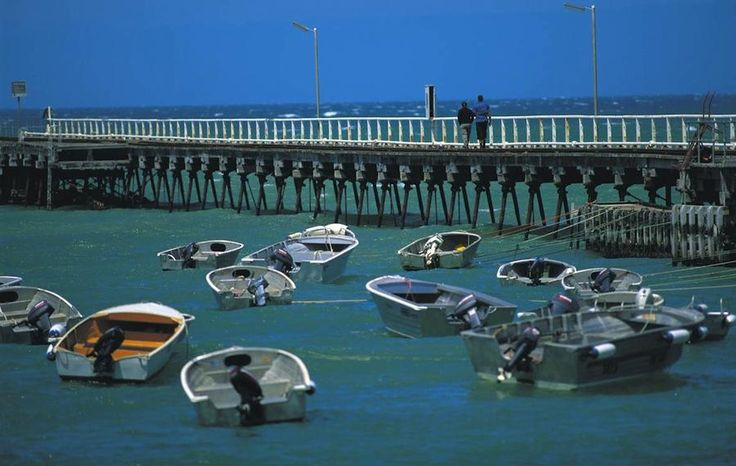 Beachport is a beautiful and quite seaside town in the Limestone Coast with one of the Longest Jetty in South Australia.