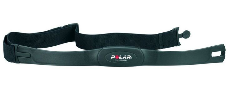 Polar T31 Coded Transmitter and Belt Set : Heart Rate Monitors http://www.recumbentbikely.com/