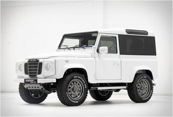 LAND ROVER DEFENDER STARTECH  Startech é a escolha número um de todo o mundo que quer uma Range Rover, querem transformar seu carro em um veículo de sonho.