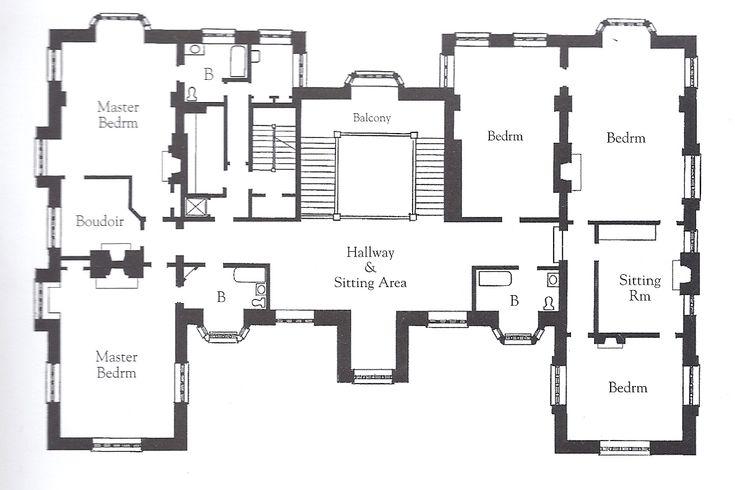 2nd floor sleeping quarters for wakehurst