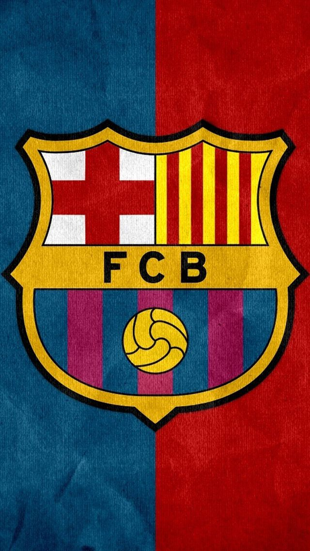 FC Barcelona #iPhone #5s #wallpaper