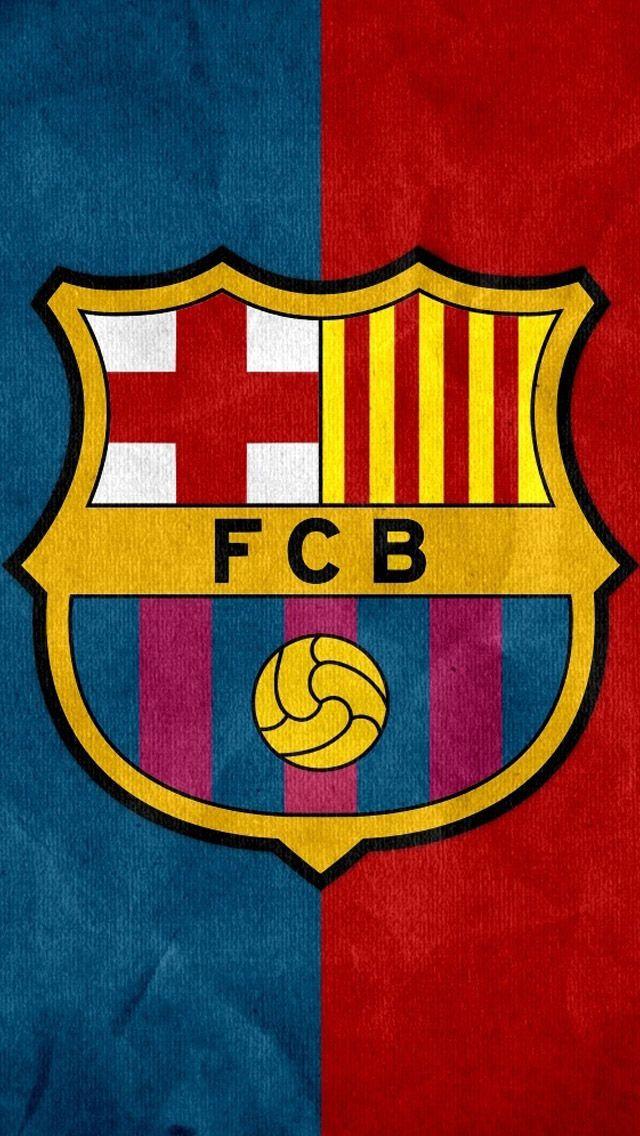 FC Barcelona #iPhone #5s #wallpaper