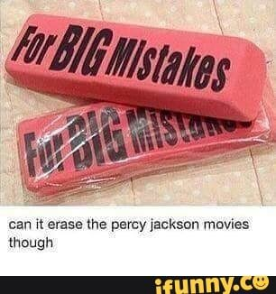 #percyjacksonmovie, #percyjackson, #true, #forbigmistakes, #regrets