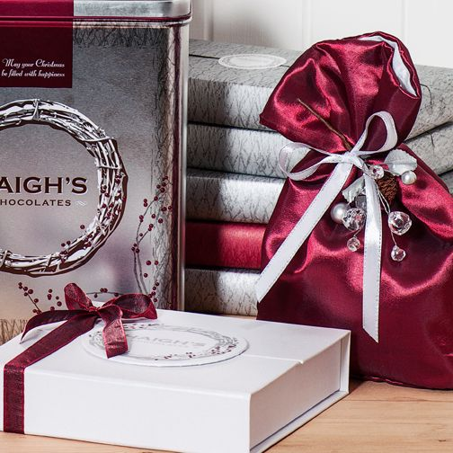 30 best haighs chocolates images on pinterest chocolate our crisp white sparkling silver and deep berry red themed christmas range is now in store a large selection will be available to purchase online next negle Gallery