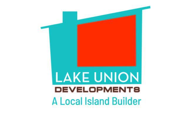 Lake Union Developments Hi Octane Design Environmental Graphic Design Logo Design Web Site Design Sign Design San Lake Union Lettering Development