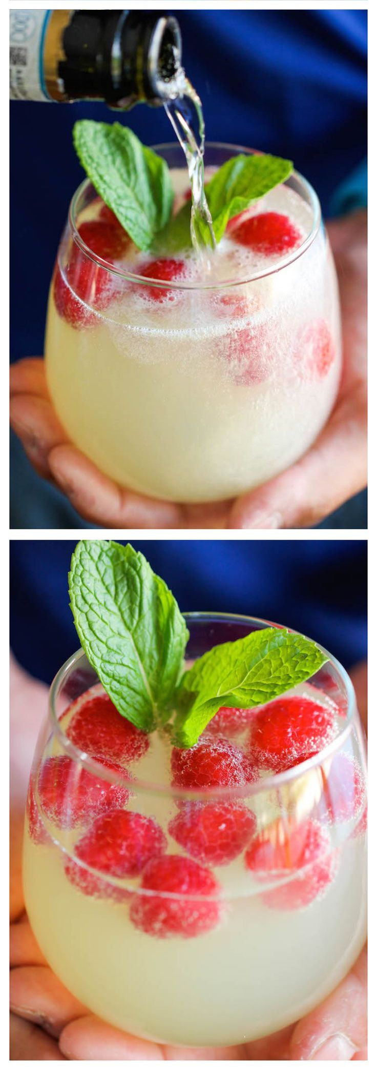 10 best ideas about prosecco drinks on pinterest for Cocktail limoncello