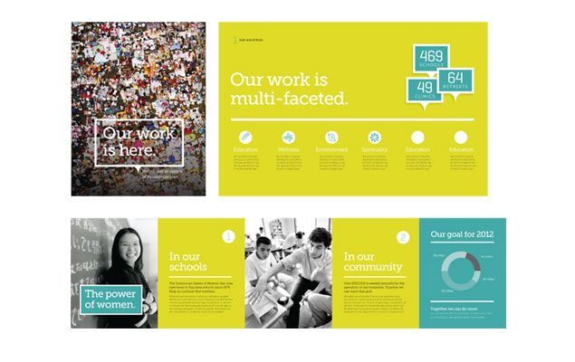17 best annual appeal images on pinterest annual reports for Planned giving brochures templates