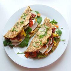 taco vegetariano
