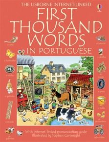Osborne First 1000 Words in Portuguese: listen to pronunciation of all 1000 words online for free