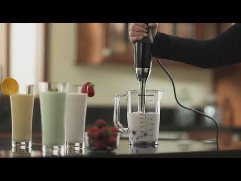 KitchenAid Artisan Deluxe Hand Blender