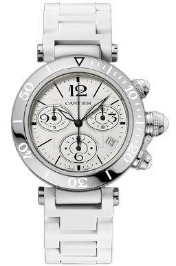 Cartier Pasha SeaTimer: Pasha De, Seatim Ladies, Women Watches, Cartier Pasha, De Cartier, Cartier Watches, Replica Cartier, Pasha Seatim, Montr Pasha