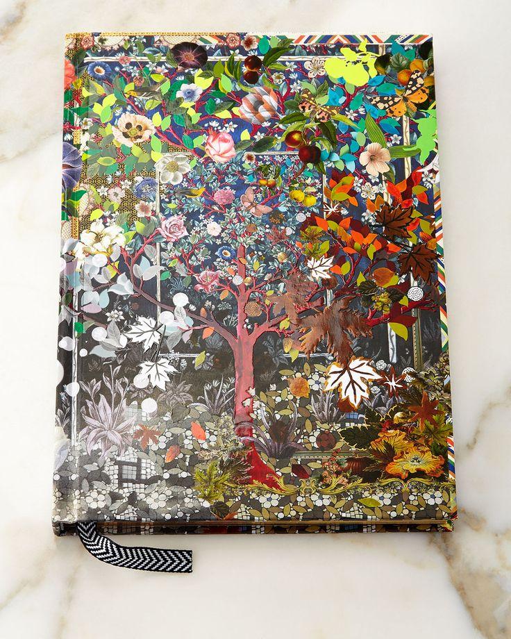 Les 4 Saisons Hardbound Journal, Multi Colors - Christian Lacroix