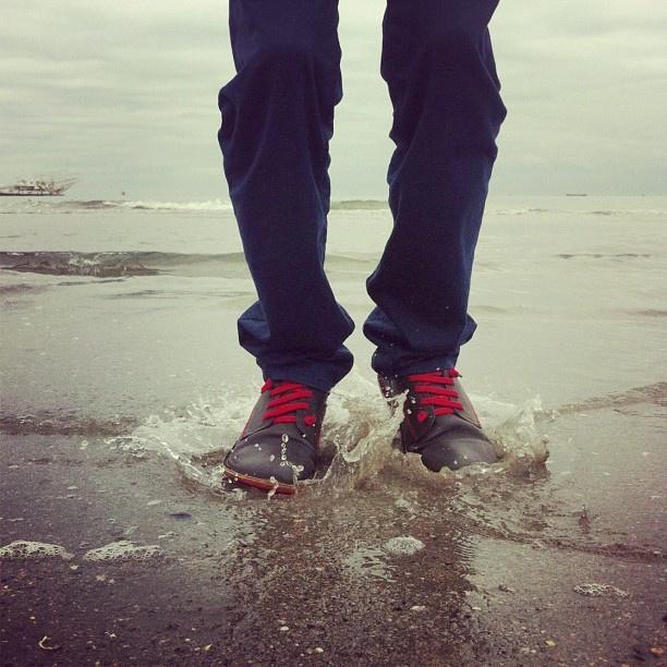 { North Sea }