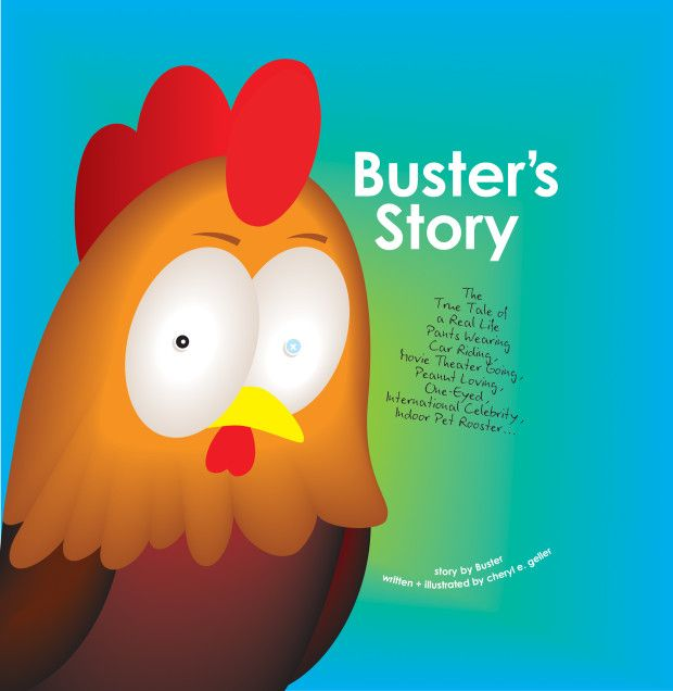 Buster's Story: The Book | Indiegogo