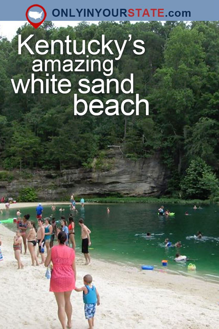 Travel | Kentucky | Attractions | USA | Places To Visit | Oceanfront | Destinations | Beaches | Hidden Gems | Things To Do | Natural Beauty | Vacations | Adventure | Dawson Springs | Natural Spring | Resort | Places To Stay | White Sand | Lakes | Restaurants | Dining | Weekend Getaway | Day Trips | Summer | Swimming | Natural Pool | Kentucky Beach