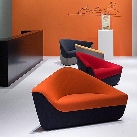 Resultado de imagen de mobiliario oficina sofa