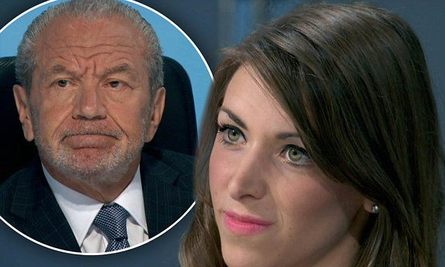 Jenny Garbis is fired from The Apprentice