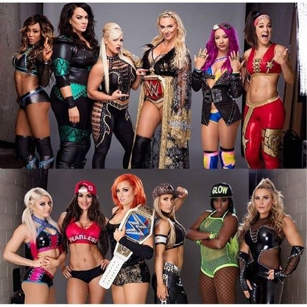 Survivor Series.... Team Raw❤️     Team SmackDown