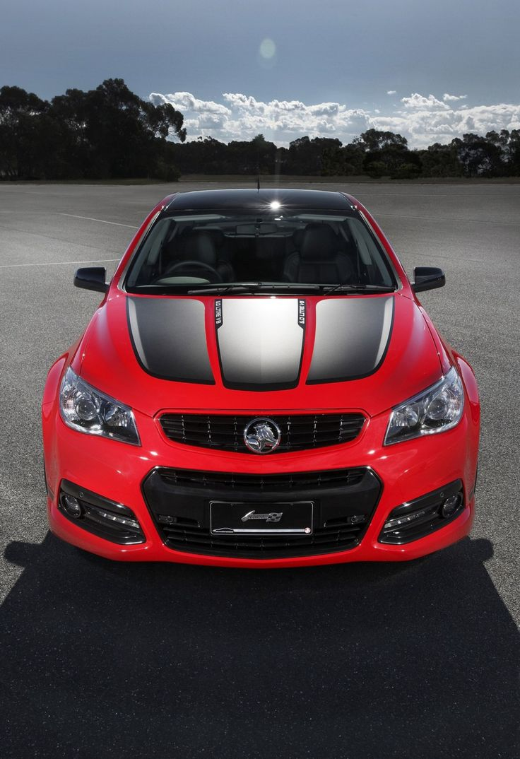 ◆ Visit MACHINE Shop Café... ◆ ~ Aussie Custom Cars & Bikes ~ The 2015 Holden Commodore SSV Craig Lowndes Special Edition