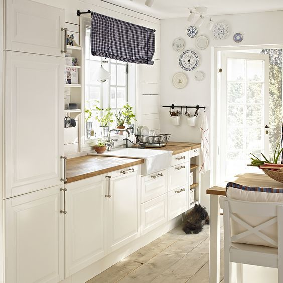 Best 108 Best Off White Bodbyn Images On Pinterest Kitchen 400 x 300