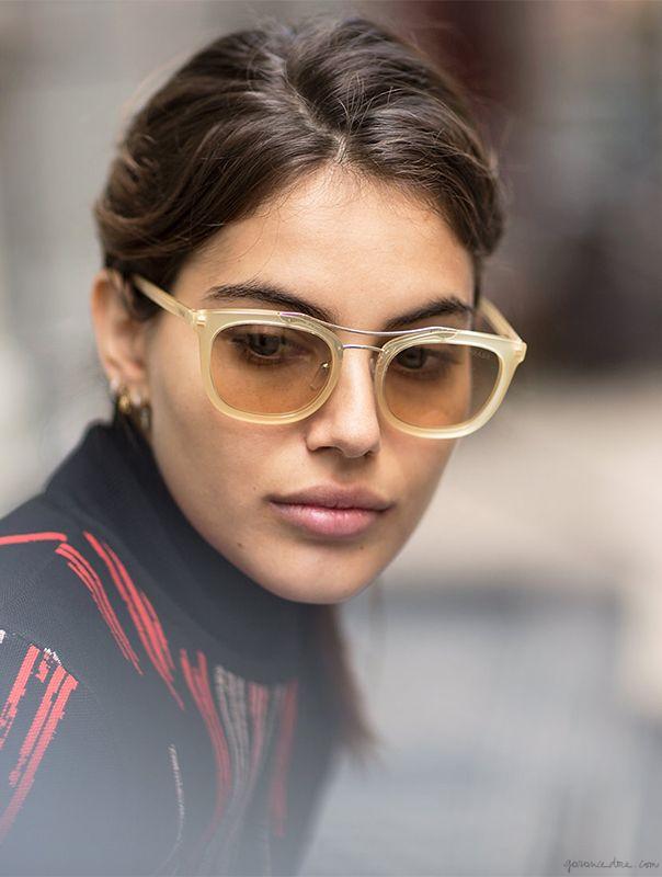 Winter Sunglasses, Prada / Garance Doré