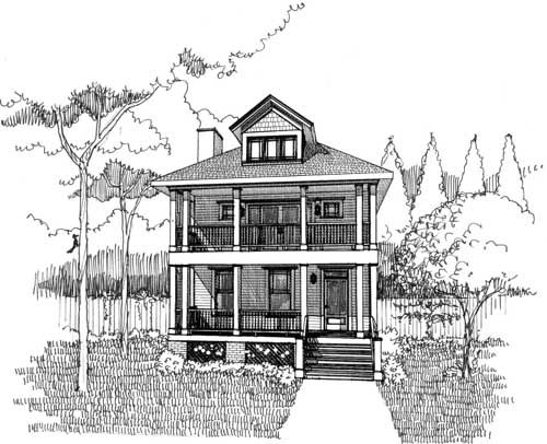 21 best crow 39 s nest images on pinterest architecture for Crows nest house plans