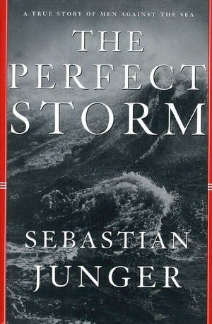 An excellent read - far better than the movie - The tragic true account of the swordfishing boat the Andrea Gail, which was lost at sea during the 1991 Halloween Nor'easter. Sebastian Junger offers fact-based glimpse into the events of the Perfect Storm, 10/31/1998.