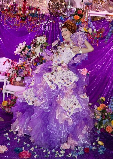 C5F-507|Sugar Kei|ブランド|オシャレでこだわり、個性的なウェディングドレス、カラードレス、タキシードレンタルならドレスショップブランシェ