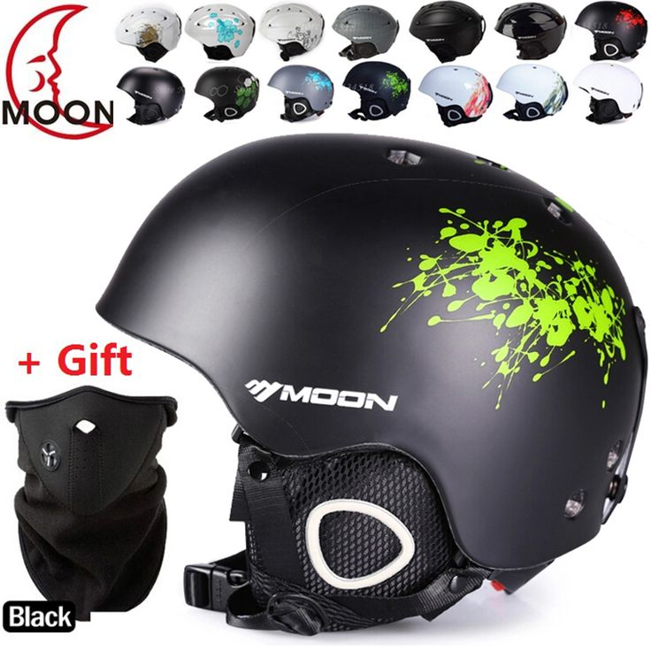 Encontrar Más Cascos Información acerca de Nueva marca de esquí casco ultraligero y integralmente moldeado casco de Snowboard profesional hombres patinar / monopatín casco multicolor, alta calidad bluetooth casco, China música casco Proveedores, barato China casco de BestCost Store en Aliexpress.com