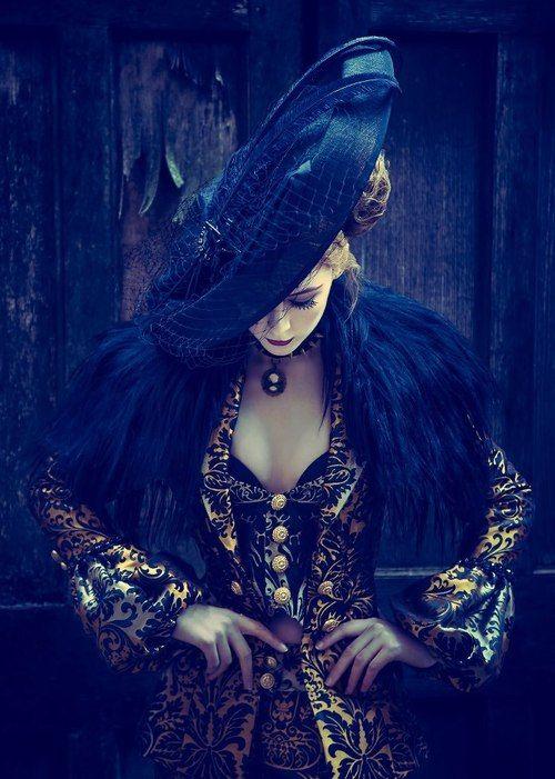 Photographer: Richard Powazynski Photography Designer: Tara Byakko Model: Jen Brook