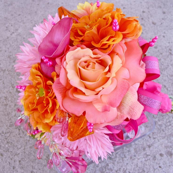 Fresh Wedding Flower Million Dollar Wedding Bouquets