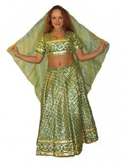 Покупка и продажа костюмов для индийского танца