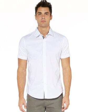 Modern Slim Shirt