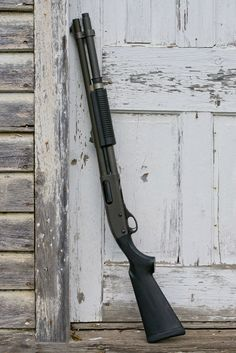 If you're gonna have only one firearm in the house then this is it Remington 870 tactical. I LOVE MINE