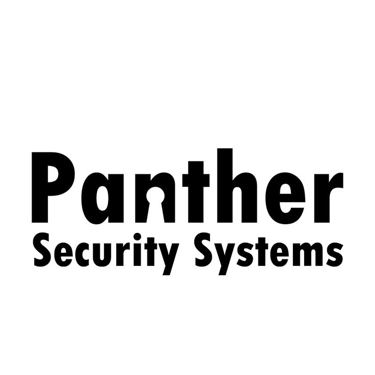 Panther Security Systems #LogoDesign #GraphicDesign #Branding #Design #Logo #Creative #Art
