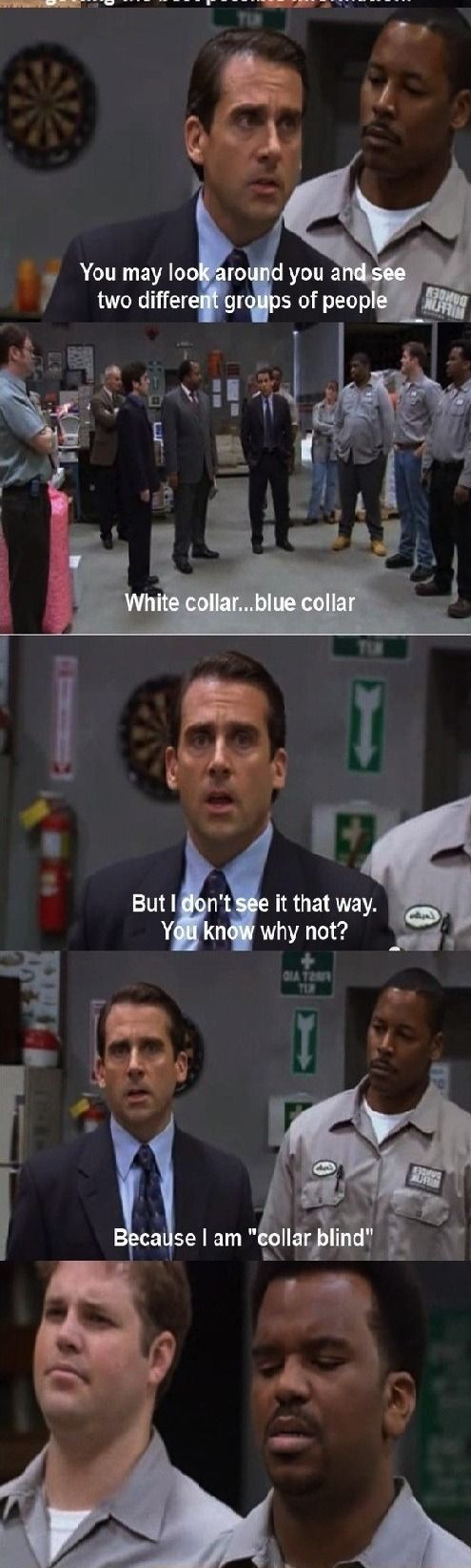 Ahaha 50 great moments from The Office. Would've liked to see more Dwight quotes but.... The office> you