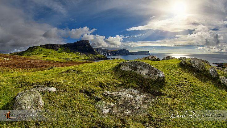 Scotland - Isle of Skye - Neist Point