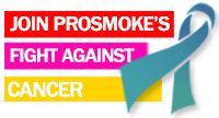 Cancer and E-Cigarettes, ProSmoke is the FIRST & ONLY company in the industry recognized as a Certified American Green Business by the Green Business Bureau.